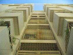 רשת בניין 6 קומות