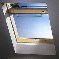 חלון גג כמקור תאורה